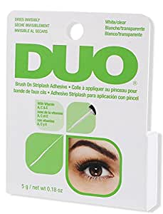Ardell Duo Brush on Adhesive with Vitamins, das Original, 1er Pack (1 x 8 oz)