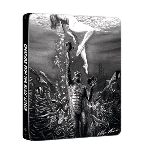 Il Mostro della Laguna Nera (Steelbook Edizione Limitata) (Blu-Ray)