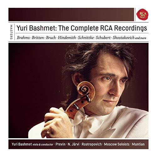 Yuri Bashmet: The Complete RCA Recordings (Coffret 9 CD)