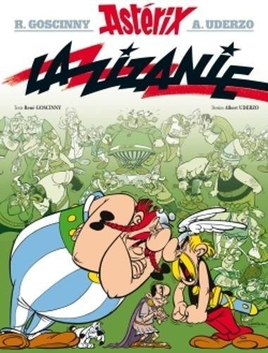 Astérix - La zizanie - n°15 par René Goscinny