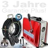 Rohrreinigungsgerät Profi-Set1 MAXI Power 150 inkl. Spiralschutzschlauch