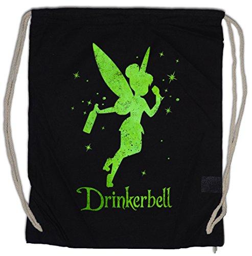 Urban Backwoods Drinkerbell Turnbeutel - Drinkerbell Kostüm