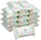 Mama Bear Sensitive Unscented baby wipes- Pack of 15 (Total 840 wipes)