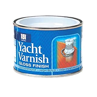 Able & Handy 91456 180ml Yacht Varnish (DGN), Multi-Colour