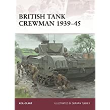 British Tank Crewman 1939-45 (Warrior, Band 183)