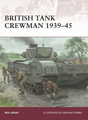 Turner Tank (British Tank Crewman 1939-45 (Warrior, Band 183))