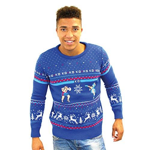 street-fighter-sagat-vs-chun-li-official-christmas-jumper-sweater