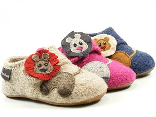 Haflinger Everest Lion, Chaussons bas mixte enfant