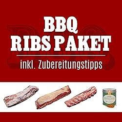BBQ Ribs Paket - Grillpaket   OTTO GOURMET