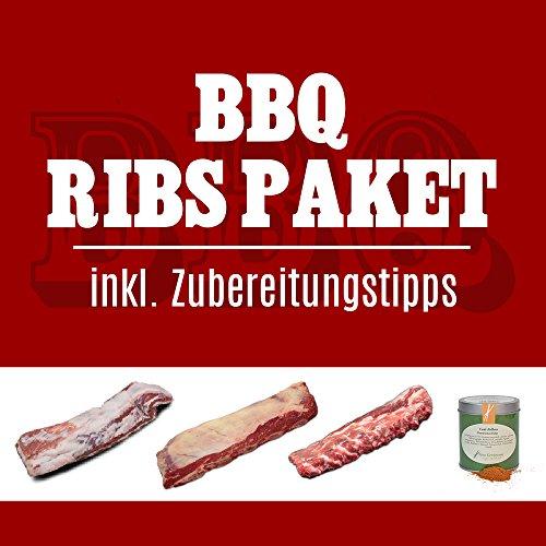 dry aged schwein BBQ Ribs Paket - Grillpaket | OTTO GOURMET