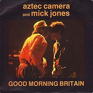 """Good Morning Britain [7"""" VINYL]"""