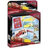 Totum bj140097–Kit Rotuladores de souffler–Cars Disney