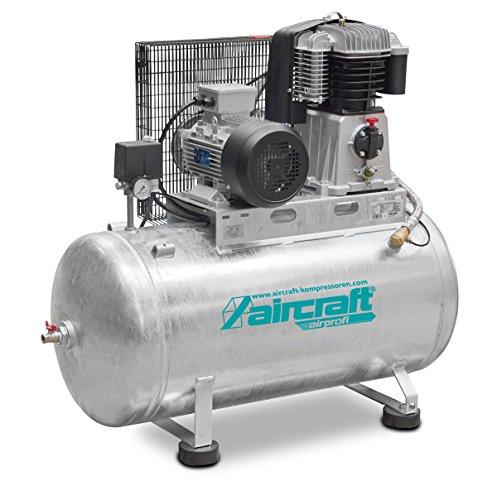 Preisvergleich Produktbild Aircraft - AIRPROFI 853/200/10 H - Stationärer Kolbenkompressor (10 bar)