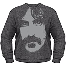 Frank Zappa Sweatshirt Apostrophe offiziell Herren Nue Grau