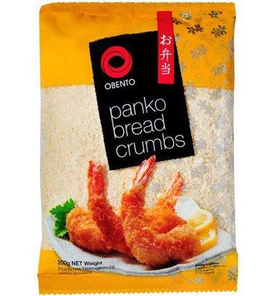 Obento pan rallado Panko 200gm