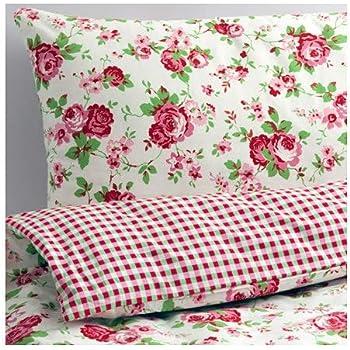 IKEA Bettwäsche-Set ROSALI Bett-Garnitur 2-teilig