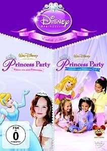 Princess Party - Feiern wie eine Prinzessin / ... - Feiern wie eine Prinzessin, Vol. 2 [2 DVDs]
