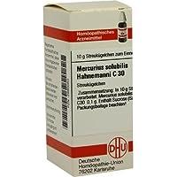MERCURIUS SOLUB HAHNEM C30 10g Globuli PZN:2890050 preisvergleich bei billige-tabletten.eu