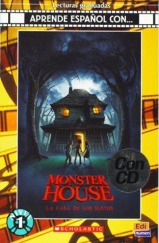 Monster house: la casa de los sustos Book + CD par Noemí Cámara