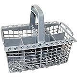 Panier à couverts pour lave-vaisselle universel Hotpoint Indesit Beko AEG BOSCH Hoover Plateau de qualité supérieure compatible marque nouveau