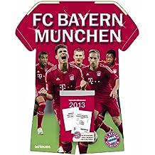 FC Bayern München 2013 Tagesabreißkalender