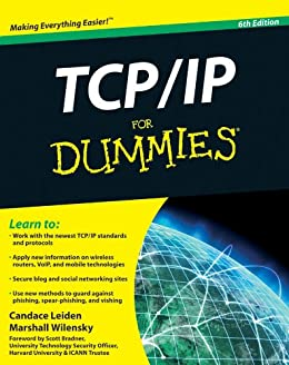 TCP / IP For Dummies von [Leiden, Candace, Wilensky, Marshall]