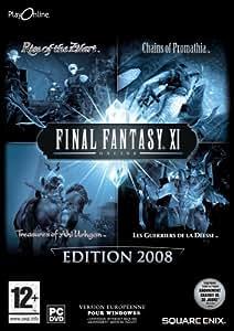Final Fantasy XI 2008  - L'intégrale