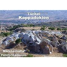 Türkei Kappadokien (Posterbuch DIN A4 quer): Märchenhafte Felsenlandschaft in Kappadokien (Türkei) (Posterbuch, 14 Seiten ) (CALVENDO Orte) [Taschenbuch] [Dec 28, 2012] E. Hornecker, Heinz