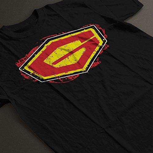 G Force Guardian Of Space Women's T-Shirt Black