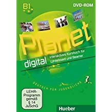 Planet 3. Interaktives Kursbuch für Whiteboard und Beamer [import allemand]
