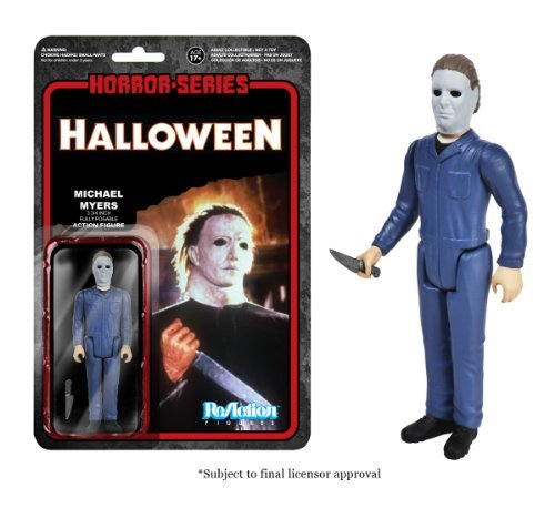 Funko Horror Classics Michael Myers ReAction Figure (Michael Myers Kind)