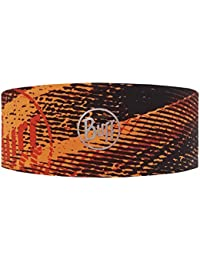 BUFF BANDEAU court réfléchissant FLASHLOGO ORANGE, one size