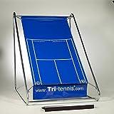 Tri-tennis® XL Tenniswand (Blau)