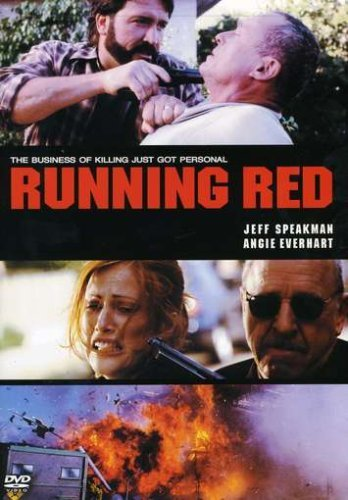 Running Red by Jeff Speakman (Waffe Perfekte)