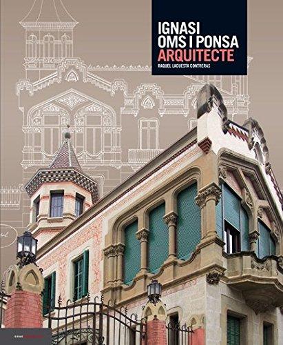 Ignasi Oms i Ponsa, arquitecte (FORA DE COL·LECCIO)