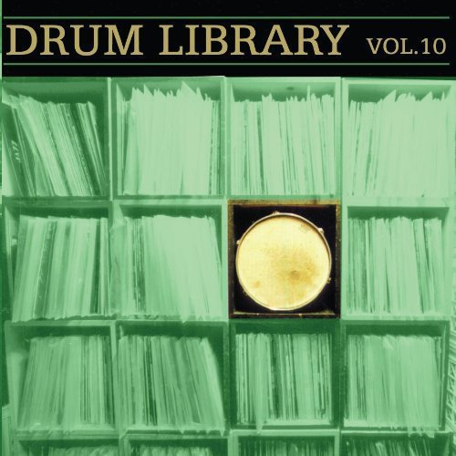 Drum Library Vol.10 [Vinyl LP]
