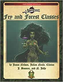 Fey and Forest Classes (5E): Amazon co uk: Legendary Games
