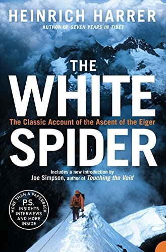 The White Spider por Heinrich Harrer