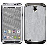 atFolix Samsung Galaxy S4 Active Skin FX-Brushed-Alu Designfolie Sticker - Gebürstet/Bürsten-Struktur