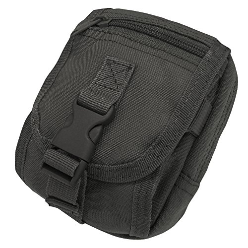 Condor Outdoor Gadget Pouch Pouch Black