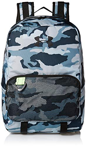 Under Armour Jungen Boys' Armour Select Backpack Rucksack, Breaker Blue (478)/Black, One Size Fits All -