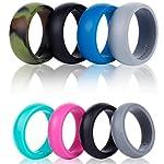 Banda de silicona para anillos...