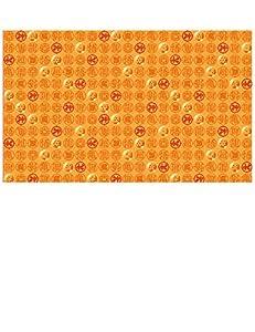 comogiochi mantel papel 120x 180cm Dragon Ball Z, Multicolor, 5cg82010