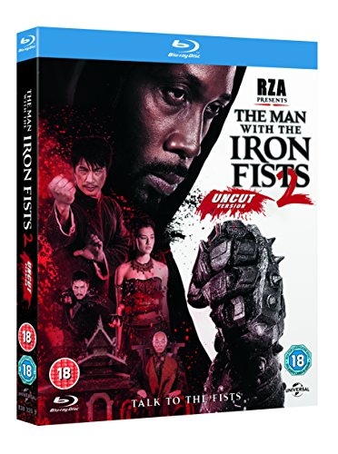 Image of The Man With The Iron Fists 2 [Blu-ray] [2014]