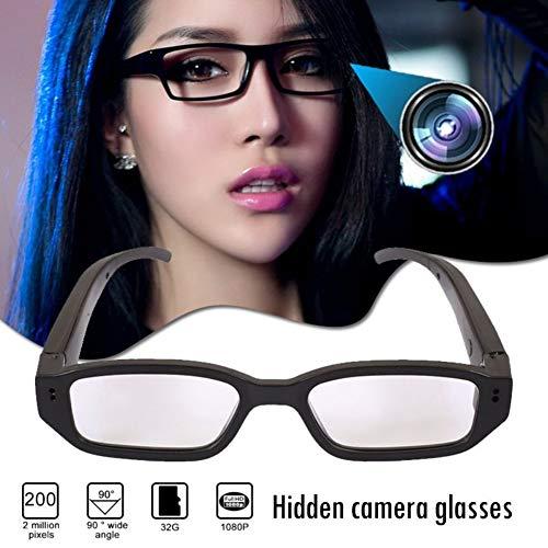 Balai Sport im Freien 1080P / 720P HD versteckte Minikamera-Gläser, Eyewear DVR Videorecorder Cam Camcorder