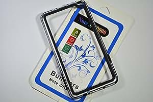Ascension Bumper Case For Samsung Galaxy Note3 N9000 N9005 (Black)