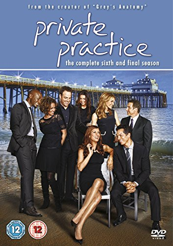 Bild von Private Practice Season 6 [UK Import]