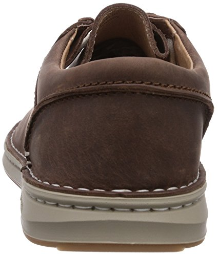 Birkenstock Shoes Pasadena Herren Derby Schnürhalbschuhe Braun (Middle Brown)