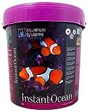 Aquarium Systems Instant Ocean Salz für Aquarien 20kg/600L
