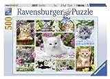 Ravensburger 14196 - Kätzchen im Körbchen
